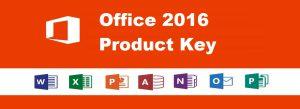 Microsoft Office 2016 Activation Key